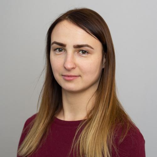 Maarja Vaher QC Analyst