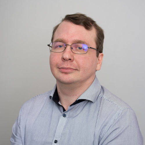 Janek Riives QC Analyst