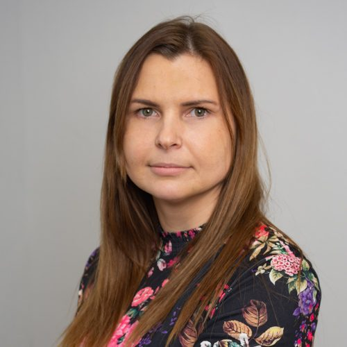 Janne Salumäe QC Manager