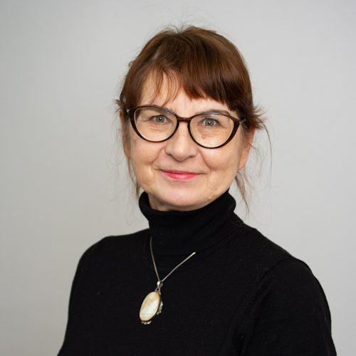 Heli Ots Legal Councillor