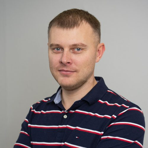 Edgar Vaht Senior developer